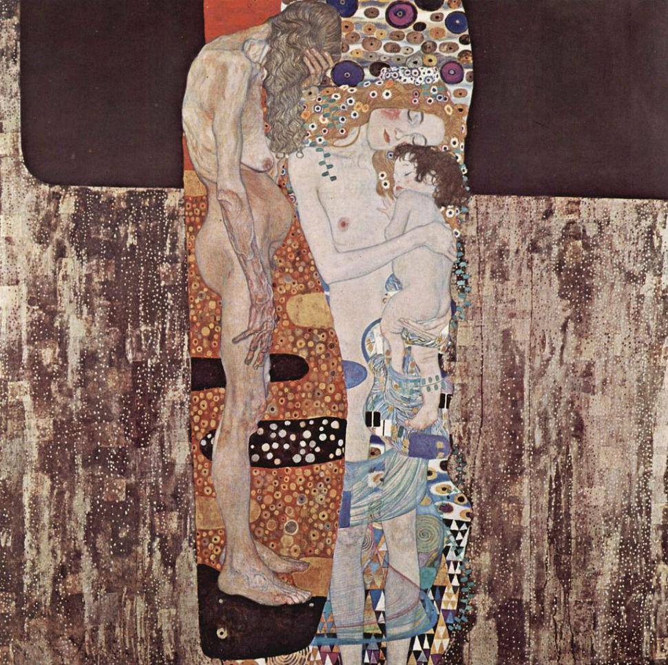 Густав Климт - Три возраста женщины - 1905.jpg