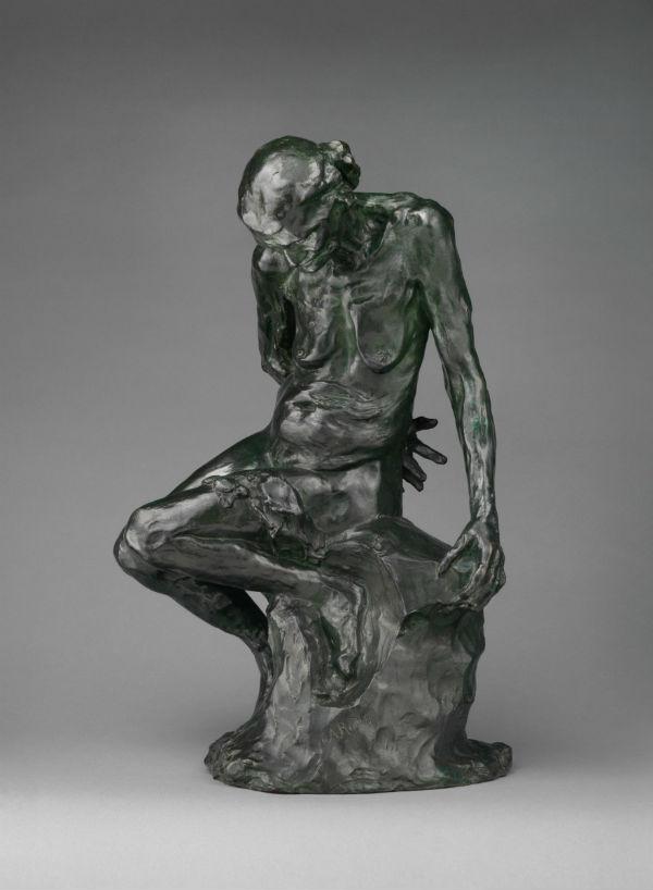 Огюст Роден - Старая куртизанка.jpg