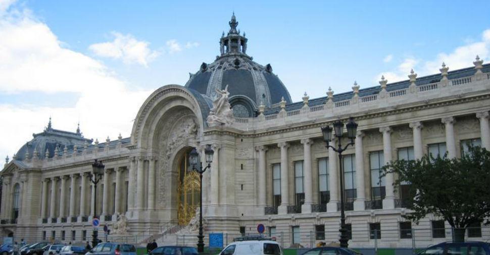 Париж - Малый дворец -.jpg