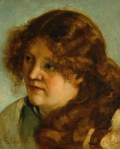 Гюстав Курбе - Портрет Джо - 1865 - Метрополитен-музей - Нью-Йорк.jpg