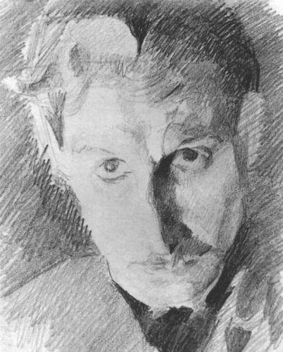 Михаил Врубель - Автопортрет - 1885.jpg