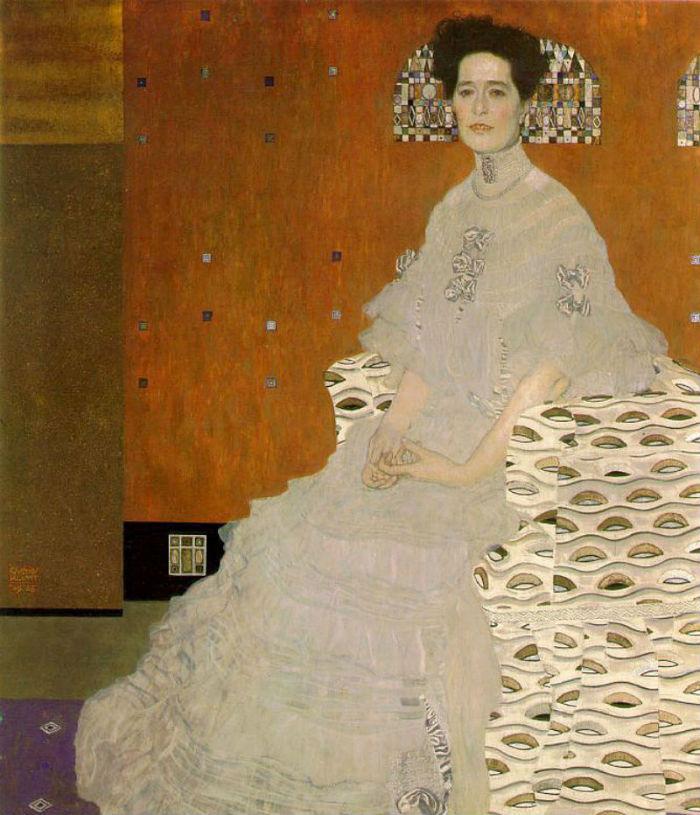 4-Портрет Фрицы Ридлер - 1906.jpg