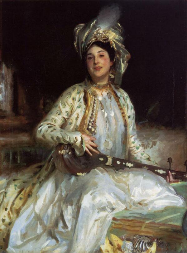 Джон Сингер Сарджент - Альмина дочь Ашера Вертхаймера - 1908.jpg