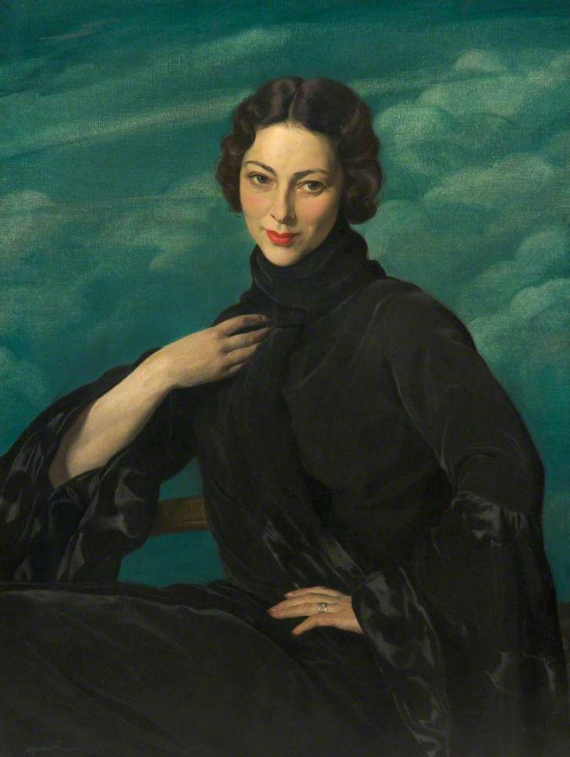 Паулина жена художника (Pauline Wife of the Artist) - 1930.jpg