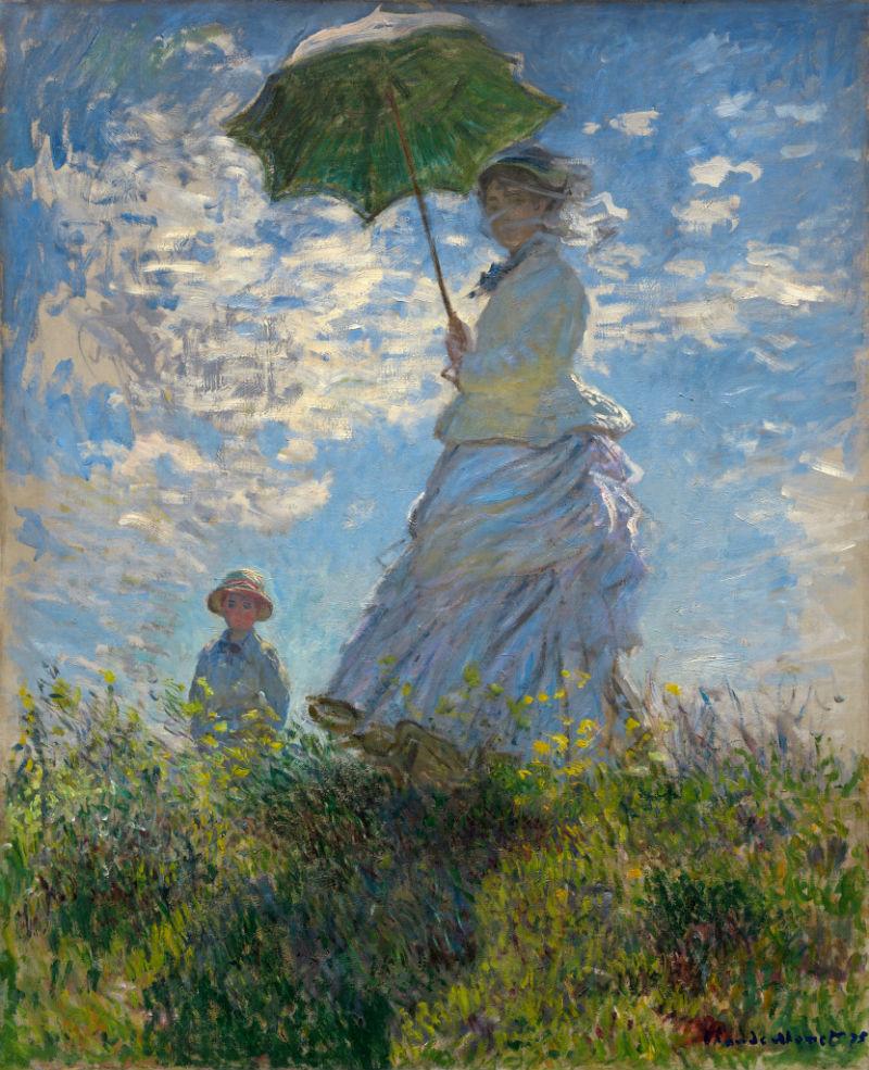 13-Живопись-_-Claude-Monet-_-Прогулка-женщина-с-зонтиком-1875.jpg