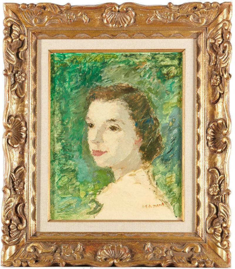 Портрет женщины - 1950.jpg