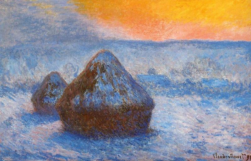 4-Живопись-_-Claude-Monet-_-Стога-Сена-на-Закате-Эффект-Снега.jpg