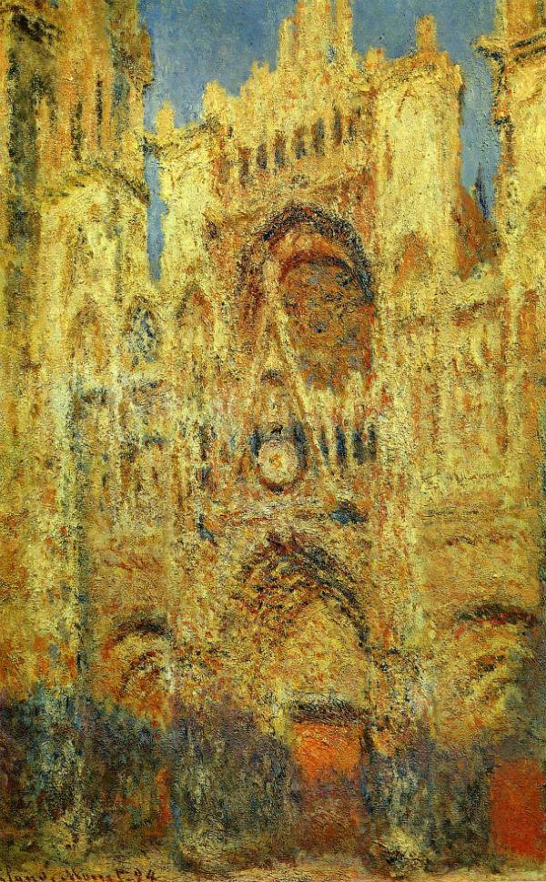 11-Живопись-_-Claude-Monet-_-Руанский-Собор-на-Закате.jpg