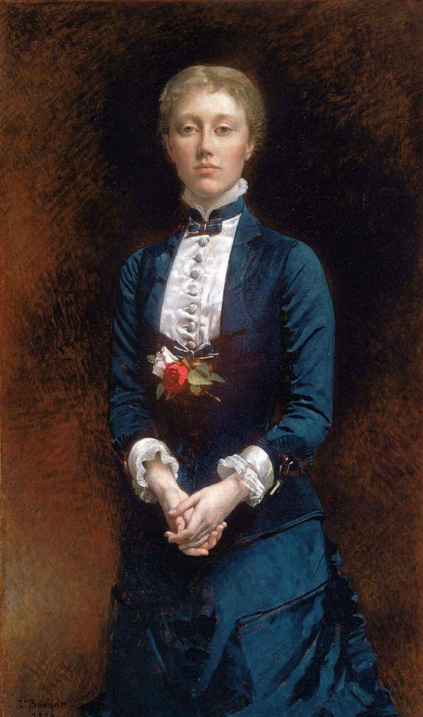 Портрет Мари Серс (позднее миссис Шоу) - 1878.jpg