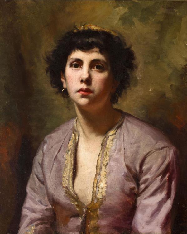 Портрет молодой девушки - 1889.jpg