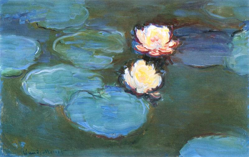 32-Живопись-_-Claude-Monet-_-Водяные-лилии.jpg