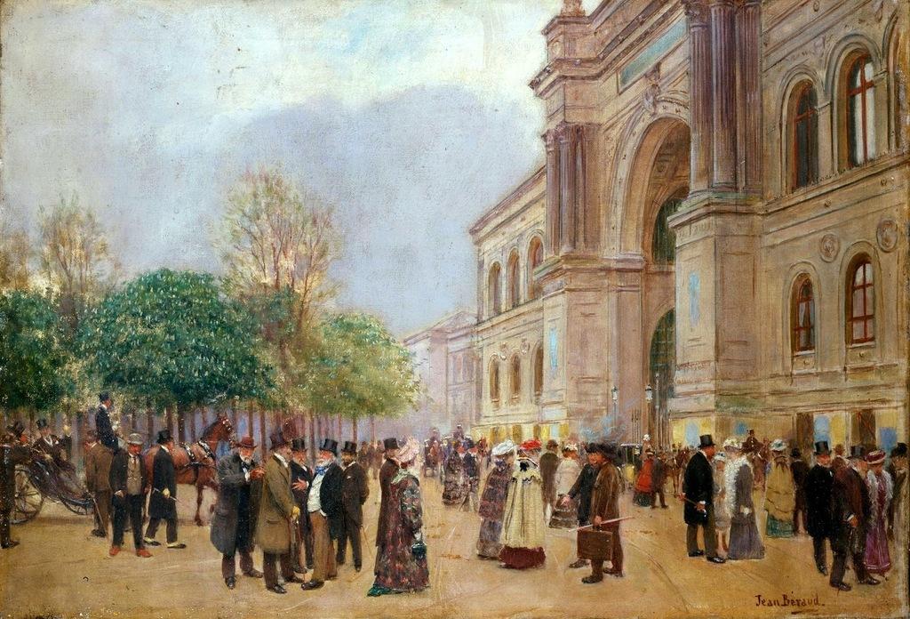 День открытия салона - Париж музей Карневале.jpg