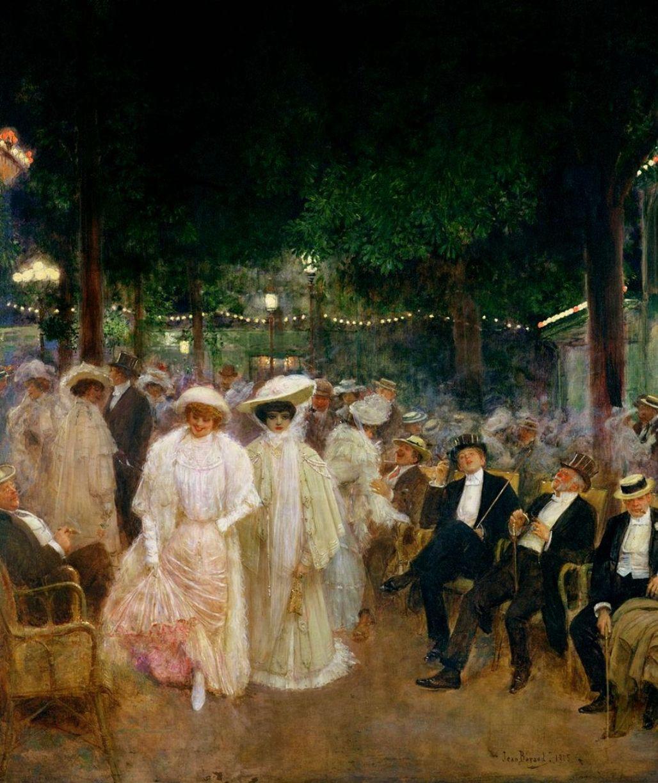 Ночные красавицы (Сады Парижа) - Париж музей Карневале.jpg