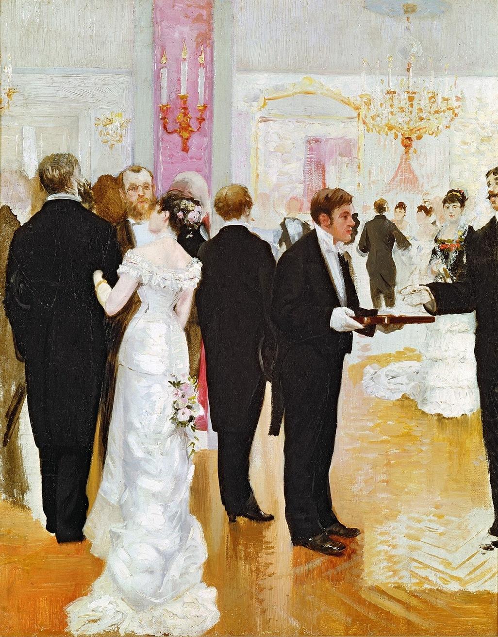 Свадебный приём - Частное собрание.jpg