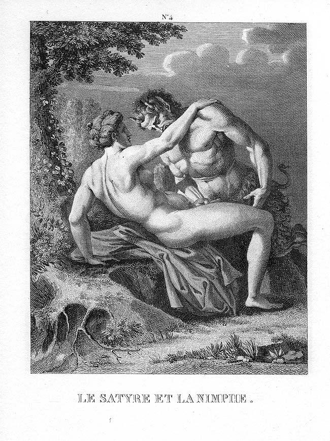 4-Agostino Carracci (1557 - 1602) Satyr et Nymphe.jpg
