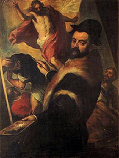 Агостино Карраччи - Автопортрет - 1604.jpg
