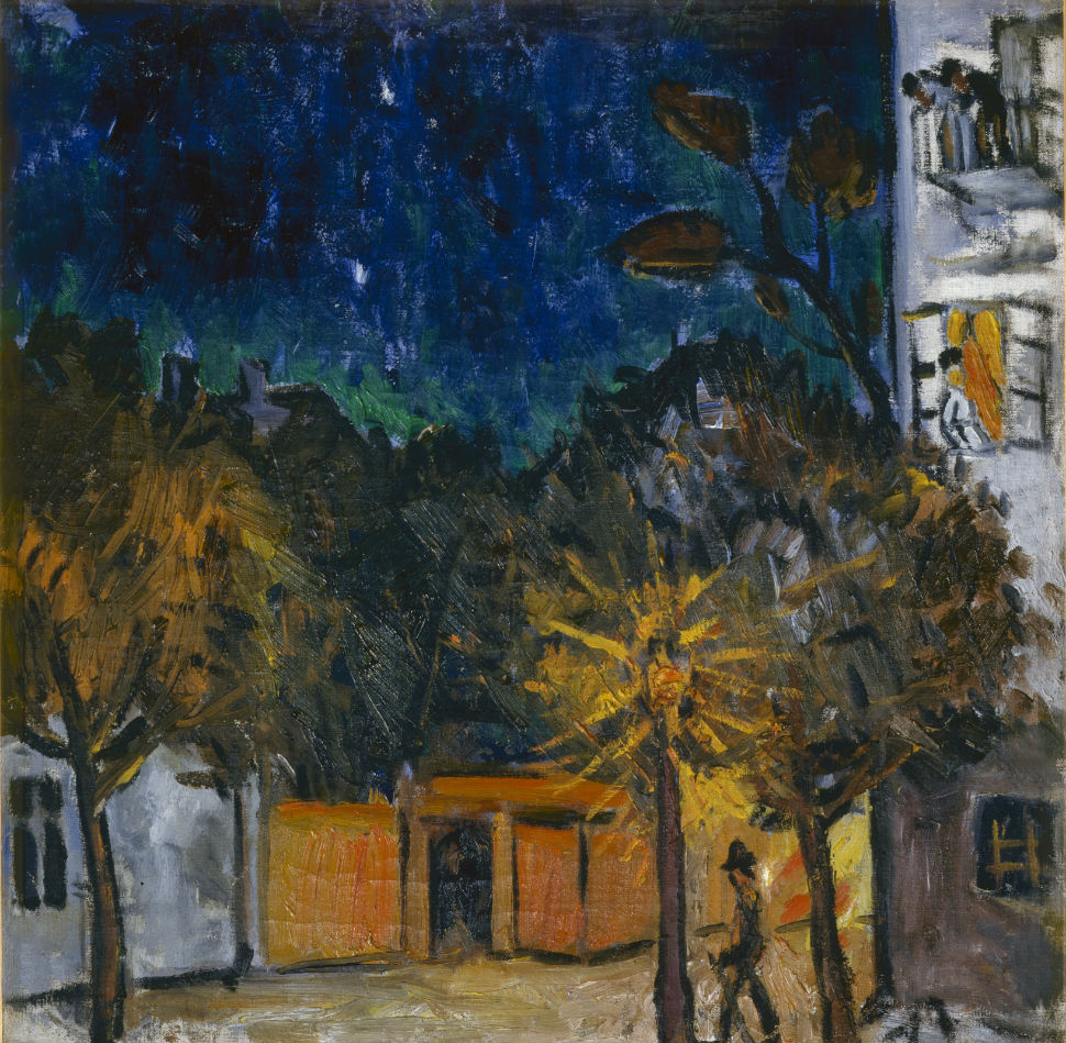 4-Михаил Федорович Ларионов - Ночь - 1906.jpg
