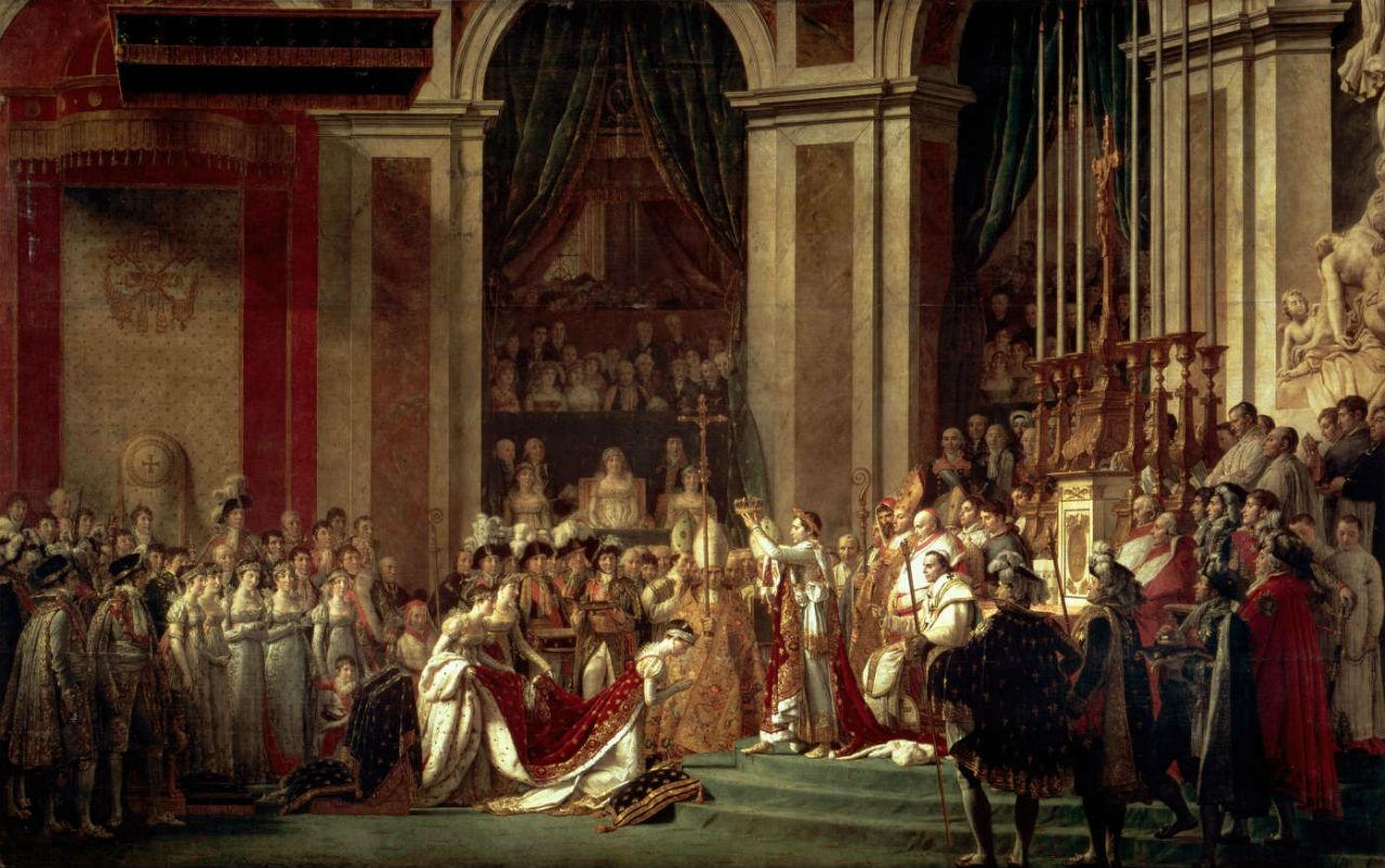 Жак-Луи Давид Коронование императора Наполеона I и императрицы  Жозефины.jpg