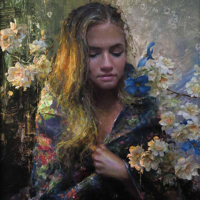 Кайл Стаки - Женский портрет.jpg