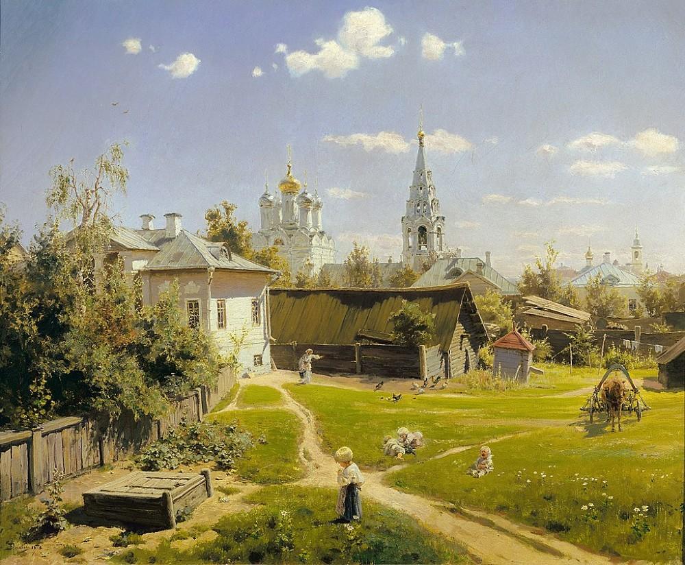 Московский дворик - 1878.jpg