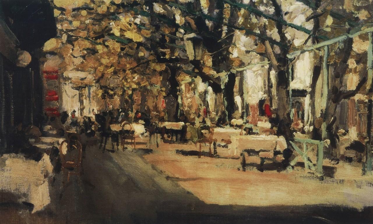 2-Кафе в Ялте - 1905.jpg