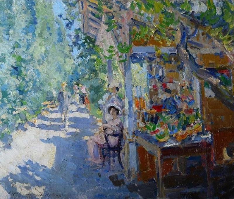 6-Крым. Фруктовая лавка - 1911.jpg