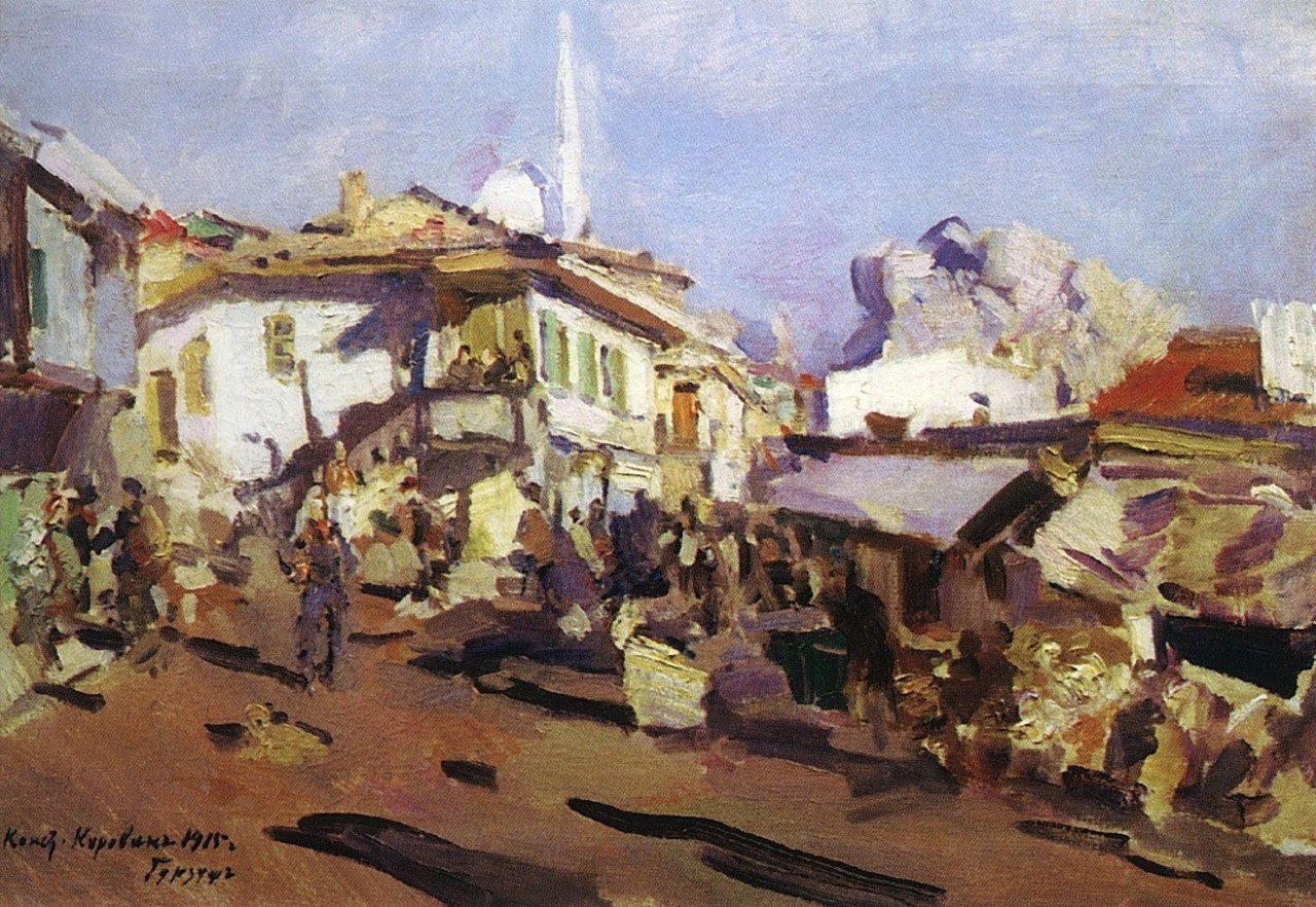 12-Гурзуф. Старый город - 1915.jpg