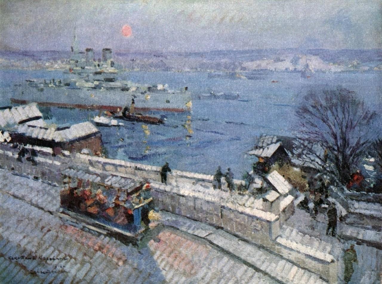 20-Севастополь зимой - 1916.jpg