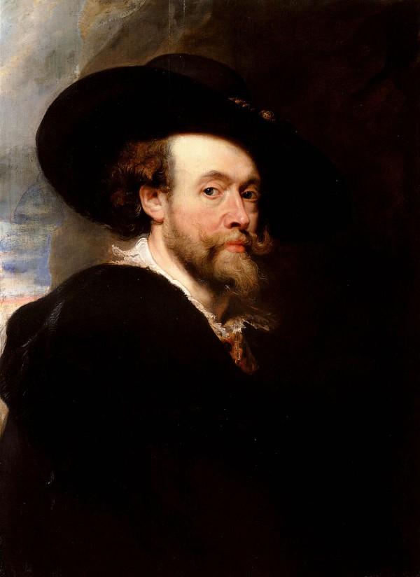 Автопортрет 1623 года Букингемский дворец, Лондон.jpg