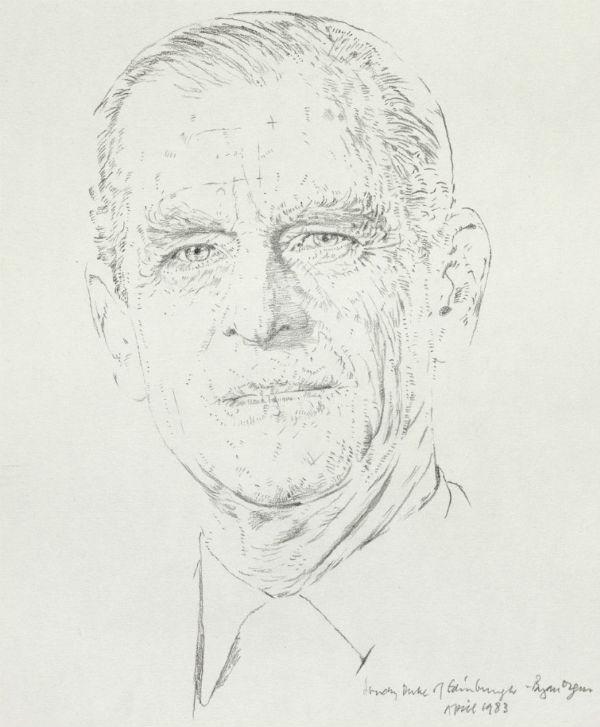 5-Брайан Орган - Его высочество герцог Эдинбургский -  1983.jpg