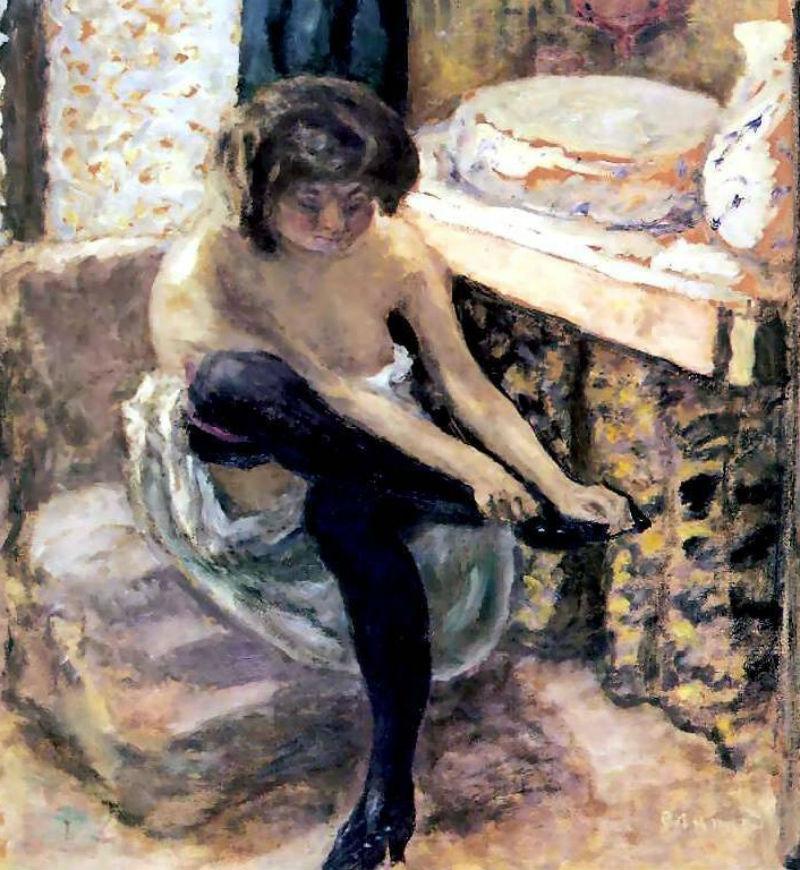 9-Женщина с чёрными чулками - 1900.jpg