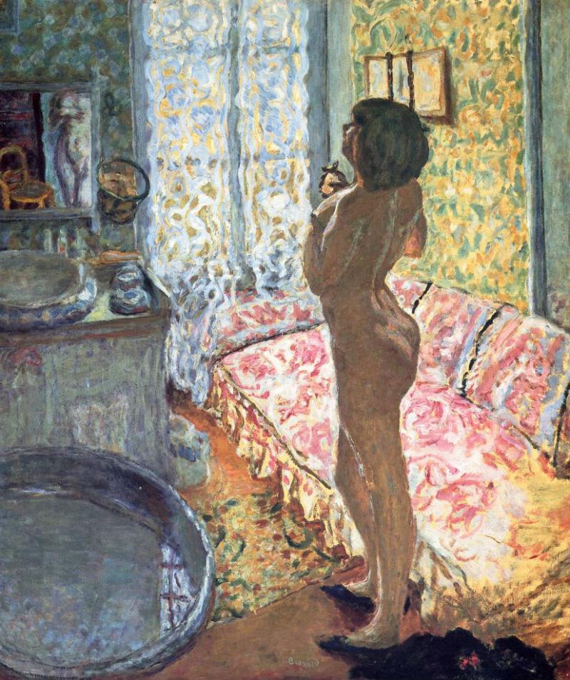 21-В лучах солнца - 1908.jpg