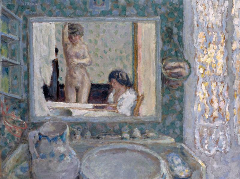 26-Зеркало в зелёной комнате - 1909.jpg