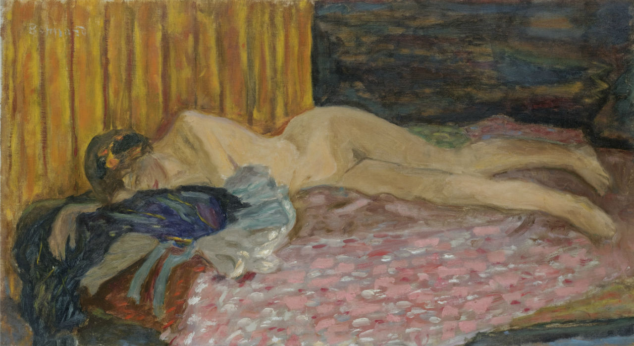 33-Обнаженная на розовом диване - 1910.jpg