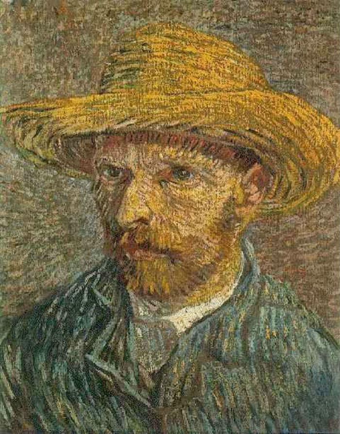 10-Автопортрет в соломенной шляпе - 1888.jpg