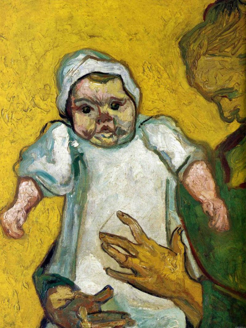 9-Августина Рулен со своим молочным сыном - 1888.jpg