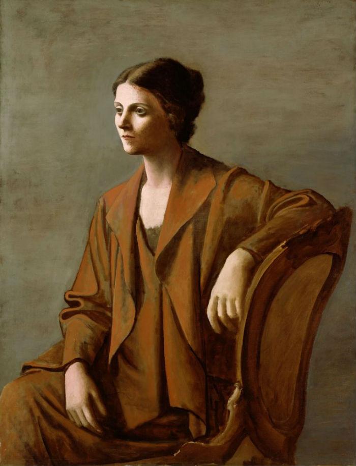 9-Портрет Ольги - 1923.jpg