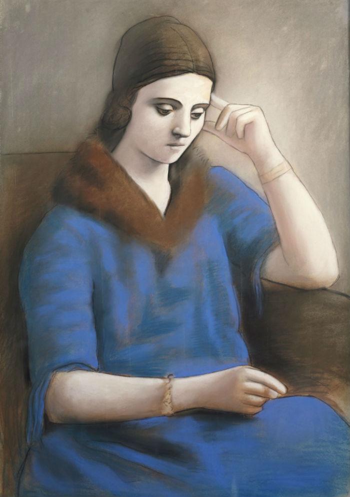 10-Ольга в задумчивости - 1923.jpg