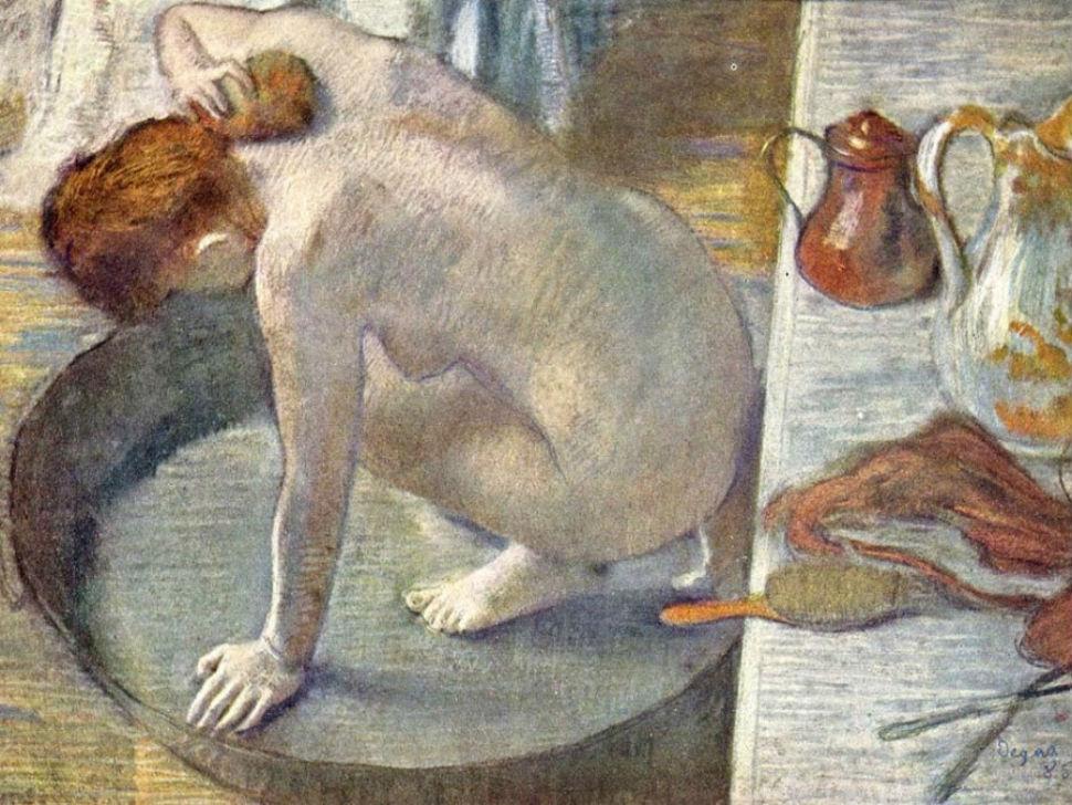 Эдгар Дега - Ванна - 1886.jpg