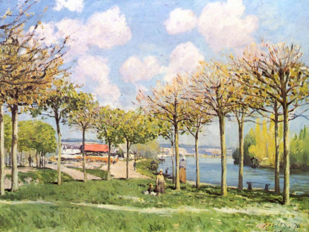 10-Сена близ Буживаля - 1876.jpg