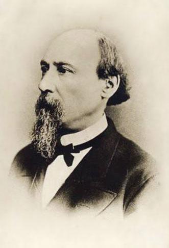 Портрет Н. А. Некрасова