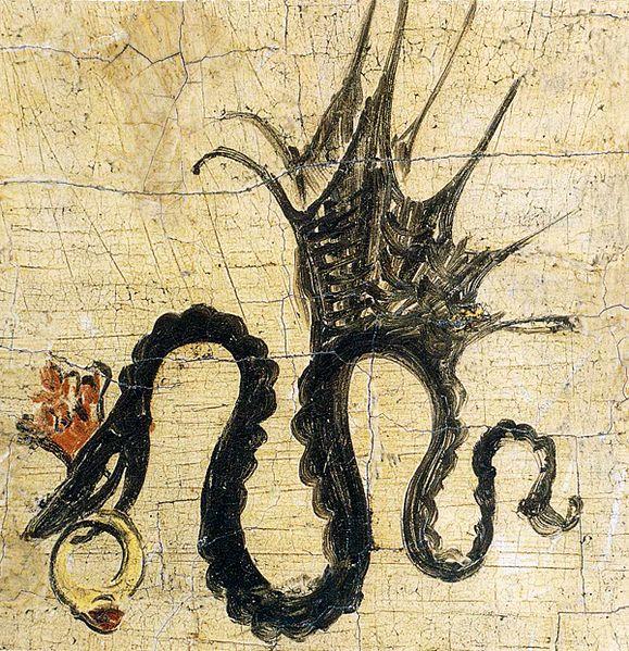 Lucas Cranach the Elder signature