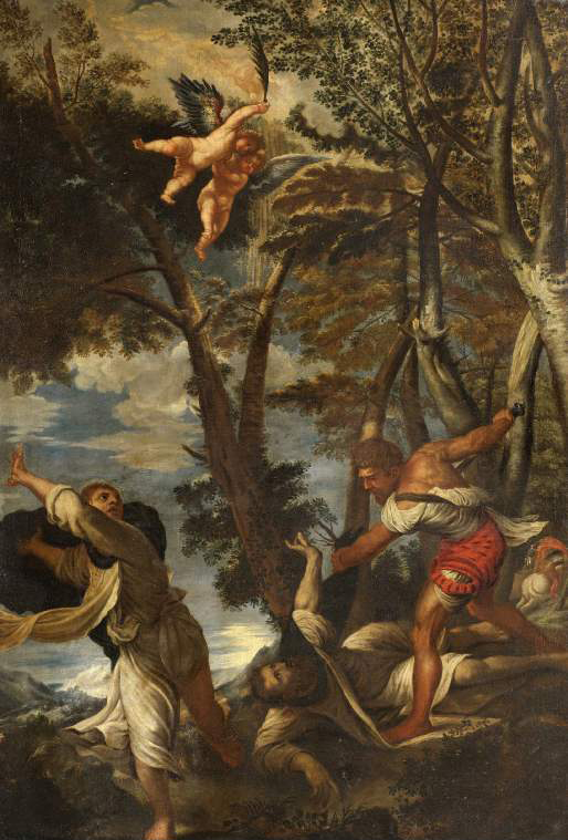 Titian-Death-of-St-Peter-Martyr