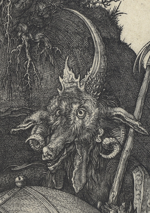 05_Albrecht_Durer_-_Knight,_Death_and_Devil_fragment