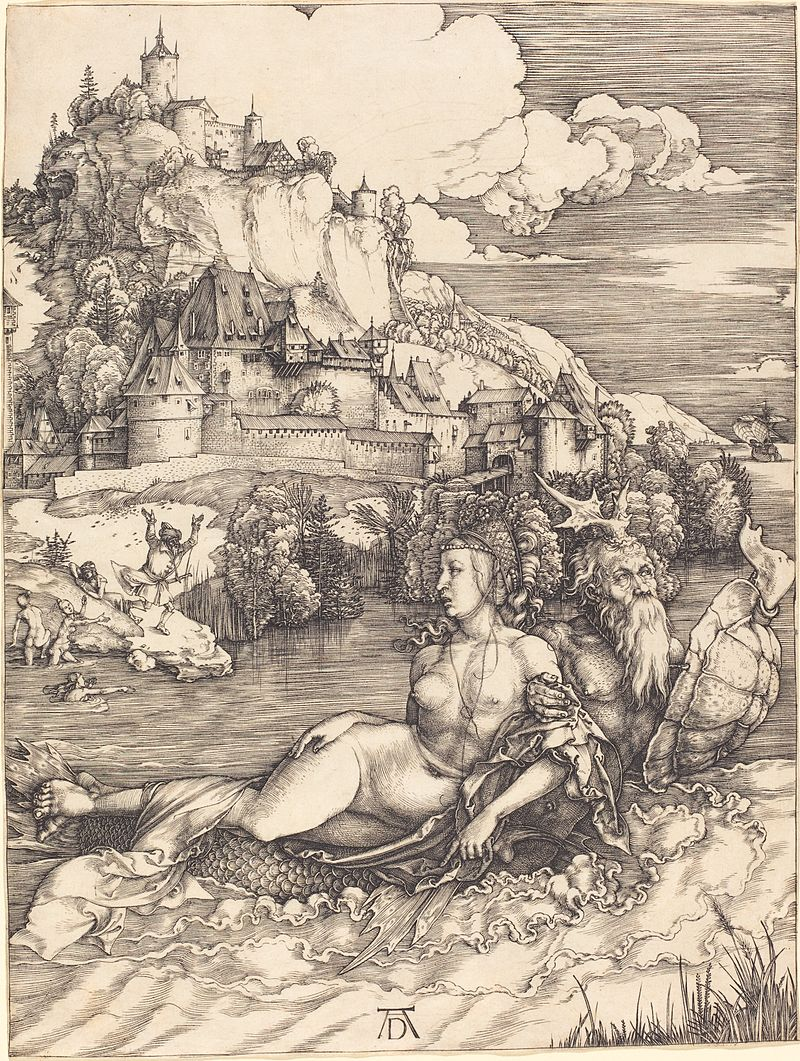 06_Albrecht_Durer_-_Sea_Monster_(Das_Meerwunder)