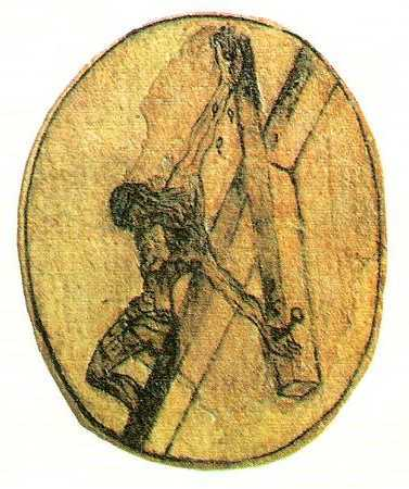John of the Cross crucifixion