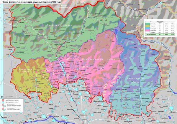 Ethnic map 1989 last