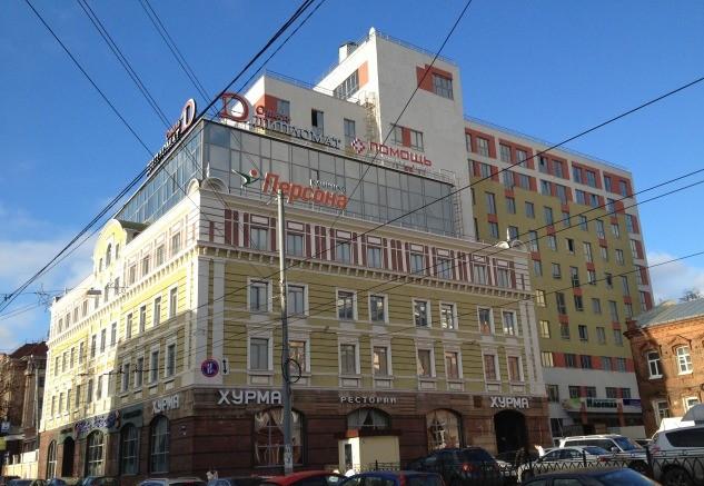 Снос жилых домов по улице литвинова нижний новгород