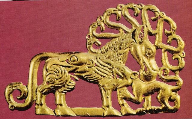 Scythian Stag