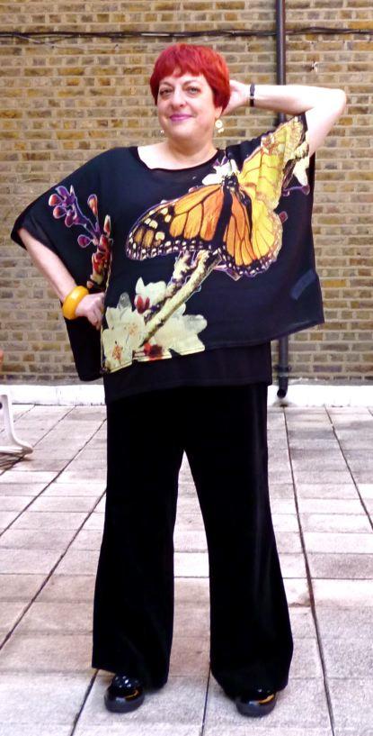 Fats butterfly